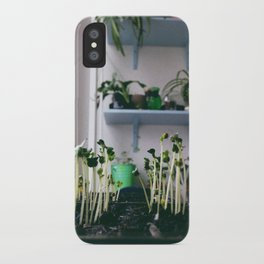 sprout iPhone Case