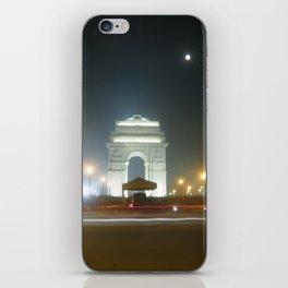 Rush Hour - India Gate iPhone Skin