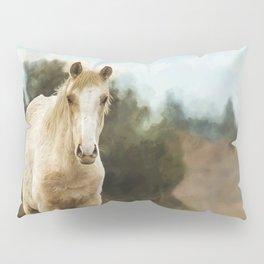 Awkwardly Appealing Pillow Sham