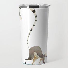 Lemur Travel Mug