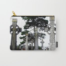 Everyone Has A Cross To Bear Carry-All Pouch