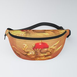 Cherry Guard - happy Fanny Pack