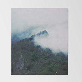 Film + Grain: Mountain Mist Throw Blanket