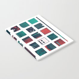 Swatches Notebook