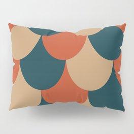 Multi-Drape Pillow Sham