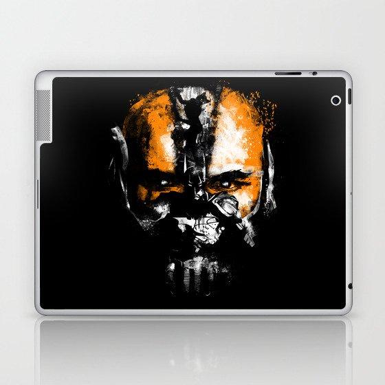 Bane Rhymes with Pain Laptop & iPad Skin
