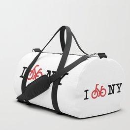 I bike NY Duffle Bag
