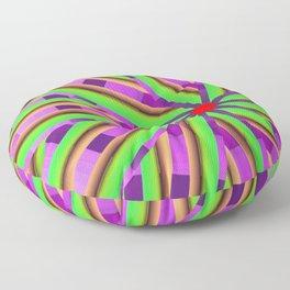 Rod-star ... Floor Pillow