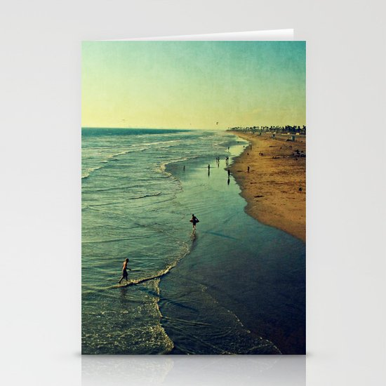 California Dreaming I Stationery Cards