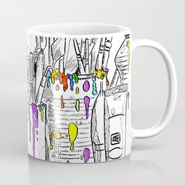 Artist - Künstler Coffee Mug