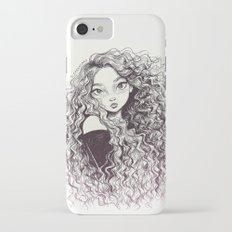Curls iPhone 7 Slim Case