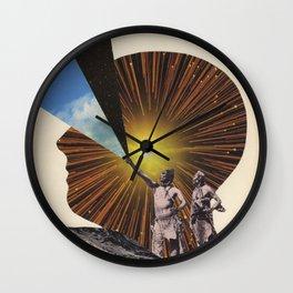 La Montaña Wall Clock