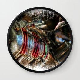Engineered Wall Clock