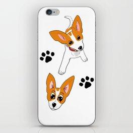 Chihuahua love Kia iPhone Skin