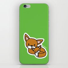 Sweet Fox iPhone & iPod Skin