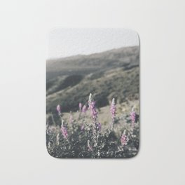 Desert Flowers Bath Mat