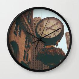 The Sherry Netherland Clock Wall Clock