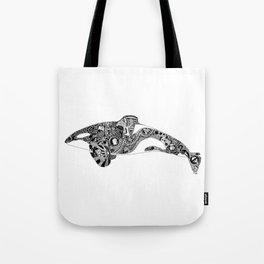 Captivity Kills Tote Bag