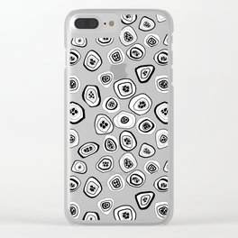 Grenadines Clear iPhone Case