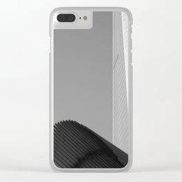 Urban Lines Clear iPhone Case