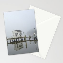 Eastern Branch Boat House Stationery Cards