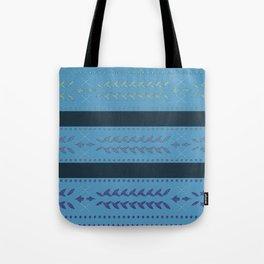 Malibu Turquoise Blue Tote Bag