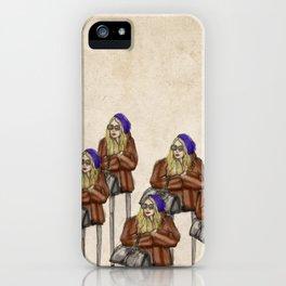 Mary-Kate Olsen iPhone Case