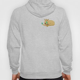 Old Cheeky Cat Hoody