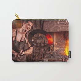 Sexy Blacksmith Carry-All Pouch