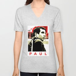 Paul Simon Unisex V-Neck