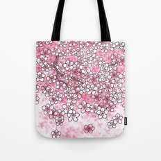 There is spring in my heart Tote Bag