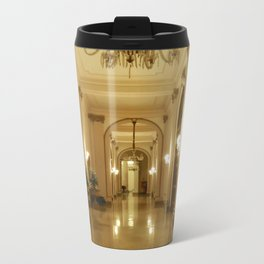 HOTEL BOLIVAR Metal Travel Mug