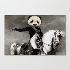 Viva La Pandalución Canvas Print