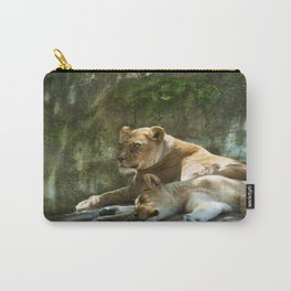 Portland Lioness Carry-All Pouch