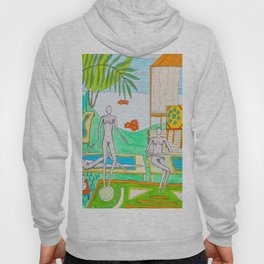 Places after work Hoody