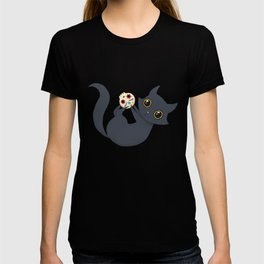 Kitty sugar skull T-shirt