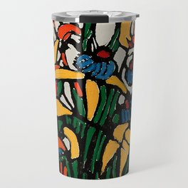 """Christmas Bulbs"" by Australian Artist Margaret Preston Travel Mug"