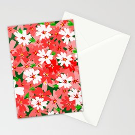 Ground phlox Stationery Cards