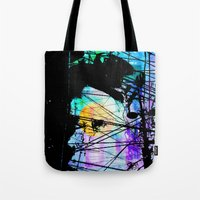 lynch Tote Bags featuring Brandon Lynch by Brandon Lynch