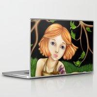 sagittarius Laptop & iPad Skins featuring Sagittarius by Paula Ellenberger
