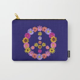 Say it with flowers Carry-All Pouch