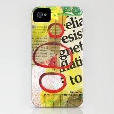 Collage 2 iPhone (4, 4s) Slim Case