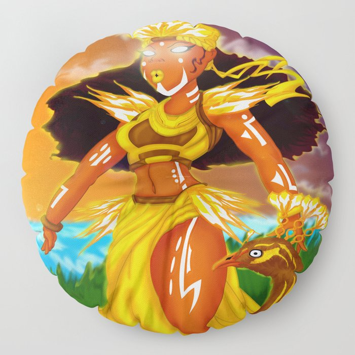 Oshun Floor Pillow