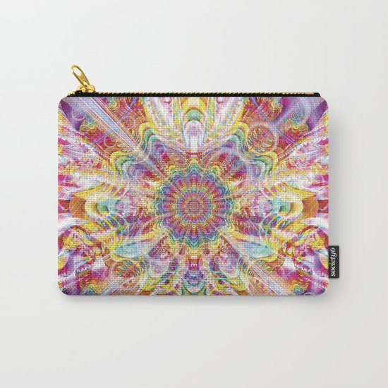 Psychedelic Soiree Carry-All Pouch