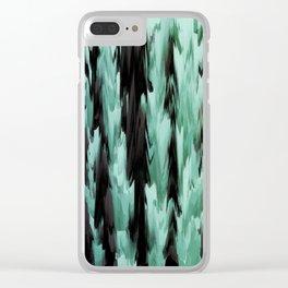 Washington Woods Clear iPhone Case