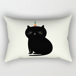 Caticorn Rectangular Pillow