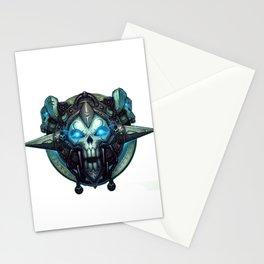 Death Knight Sigil Stationery Cards