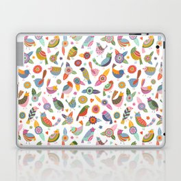 Birds and Blooms Laptop & iPad Skin