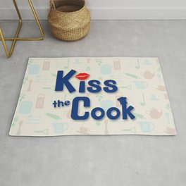 Kiss the Cook Rug