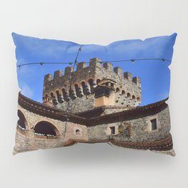 In the Courtyard Pillow Sham